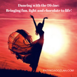 Dancing With The Divine, Dancing with Freedom, Love and Joy